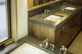 Concrete Bathroom Sink by Clastic Designs Concrete Bathroom Sinks And Counters Clastic Designs