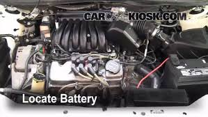 2011 ford fusion battery replacement battery replacement 2010 2012 ford fusion 2010 ford fusion