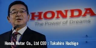 who is the owner of company honda motor history founder founded ceo automobile