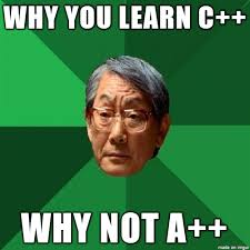 Science Meme - my brother is getting his bs in computer science meme guy