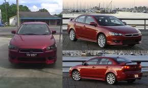 automotive database mitsubishi lancer