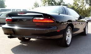 1996 camaro ss for sale 1996 chevrolet camaro z 28 ss t top 15595