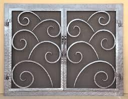 stone apple fireplace screens doors san diego wire mesh fenders