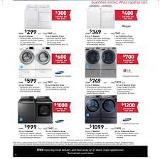 black friday appliance sales washer bestbuy black friday 2016 bestbuy black friday deals ads