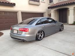 audi a7 slammed how low can you go bagged c7 a6 page 2
