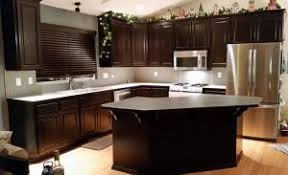 gel stain kitchen cabinets homely ideas 23 design featuring