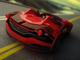 future ferrari ferrari unveils a concept electric car millenio