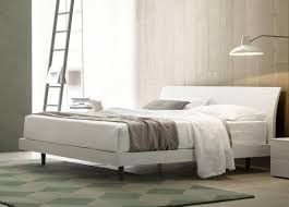 Modern Super King Size Bed Bend White Bed Modern Beds Contemporary Beds White Beds