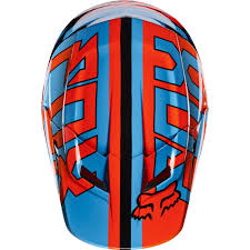 fox helmets motocross fox racing v1 falcon helmet helmets dirt bike closeout