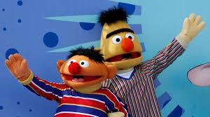 characters on children u0027s tv from bert to spongebob