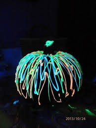 Glow In The Dark Halloween Window Decorations by How To Make Glow In The Dark Halloween Decorations Ebay Scary