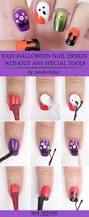 5 super easy halloween nail art ideas naildesignsjournal com