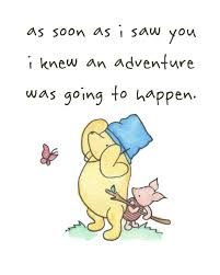 winnie pooh cute quote watercolor art painting fondnest