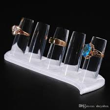 acrylic crystal ring holder images 2018 acrylic jewellery ring organizer home usage boutique counter jpg