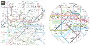London Airports Map London Underground And Rail Map Mapping And Wayfinding