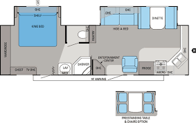 pleasant floor plans for jayco travel trailers 14 trailer
