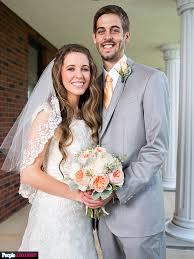 jill duggar gets married u2013 and has her first kiss today u0027s news