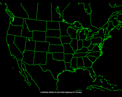 blm lightning map aviation meteorology portal domestic convection