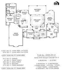 4 bedroom 1 house plans 2 4 bedroom house plans with bonus room escortsea at