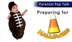 Boys Football Halloween Costumes Preparing Halloween Parental Pep Talk Youth Football Usa