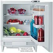 frigo de bureau petit réfrigérateur boulanger