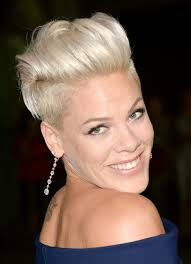 older women with platinum blonde pink hair 80 popular short hairstyles for women 2018 pretty designs