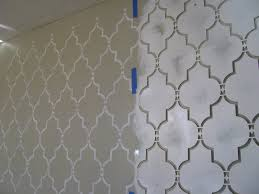 Bedroom Wall Paint Stencils Wall Painting Stencils Designs
