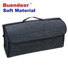 best ideas about desktop storage pinterest buendeer car soft felt storage box trunk bag vehicle tool multi use tools organizer