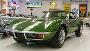 1972 stingray corvette value corvettes on ebay 1972 corvette zr1 the rarest of all small