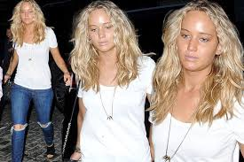 paddy mcguiness spray hair jennifer lawrence looks more like a towie star than a hollywood