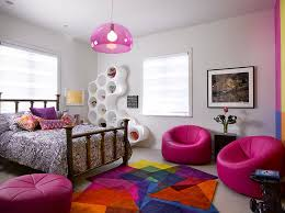 Design For Kids Room by Fun Kids Room With Colorful Decor And Lighting Bed Rug Desk