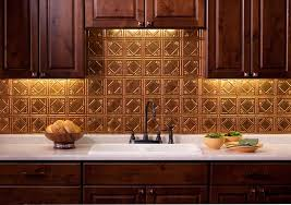 kitchen backsplash panels i found these back splash panels at lowes they look like antique