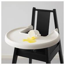 High Chair Table And Chair Blåmes High Chair With Tray Ikea