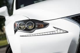 lexus is350 f sport fog lights 2014 lexus is line verdict motor trend