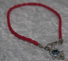 red bracelet thread images Red bracelet jpg
