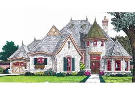 Fairytale House Plans | eplans french country house plan fairytale cottage 2847 square