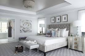 glam bedroom modern glam bedroom transitional with furry pillows square