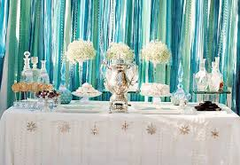 backdrop for baby shower table backdrop brilliance blue desserts dessert table and backdrops