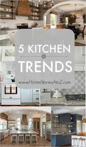 kitchen refresh ideas trend alert 5 kitchen trends to consider kitchen trends