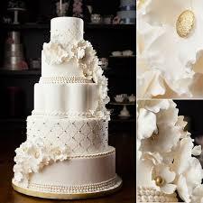 wedding cake flower 755 best white wedding cakes images on white