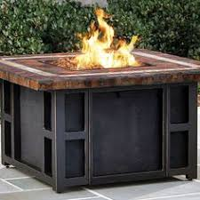 Fire Glass Pits by Cc Products Maitre U0027 D Fire Pit Table C1035 Fire Pit Table