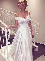the shoulder wedding dress cheap wedding dresses simple casual wedding dresses 200 for