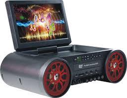 12inch karaoke dvd player with wireless microphone buy karaoke