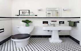 vintage black and white bathroom ideas bathroom tiles black and white cumberlanddems us