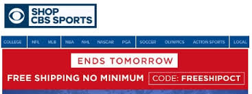 college football fan shop discount code cbs sports store coupon codes airborne utah coupons 2018