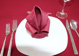 napkin folding for thanksgiving dinner no 3