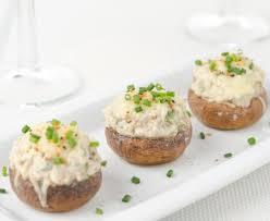 recette boursin cuisine chignons farcis au boursin recette de chignons farcis au