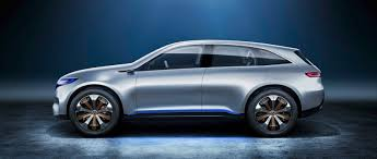 mercedes jeep rose gold mercedes benz concept eq the electric suv of the future