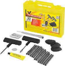amazon com victor 22 5 00126 8a tire repair toolbox 30 pc kit