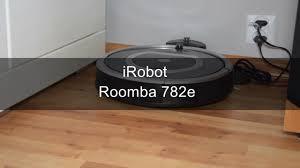 Irobot Laminate Floors Irobot Roomba 782e Youtube